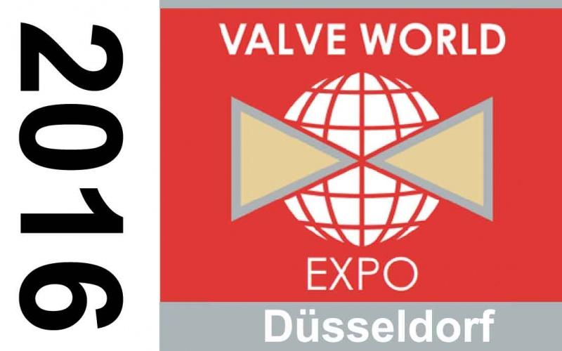 Italvalvole® sarà presente a Valve World Expo 2016 – Düsseldorf, Germania dal 29 novembre al 1 dicembre 2016 2