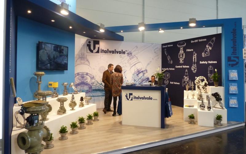 Italvalvole® ringrazia tutti i suoi visitatori a Valve World Expo 2016 – Düsseldorf 1